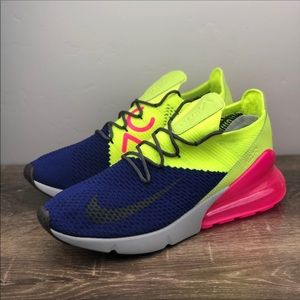 NEW Nike Air Max 270 Flyknit